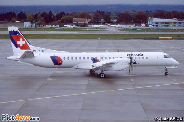 Saab 2000 (Crossair)