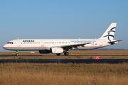 Airbus A321-231 (SX-DGA)