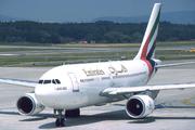 Airbus A310-308 (A6-EKJ)