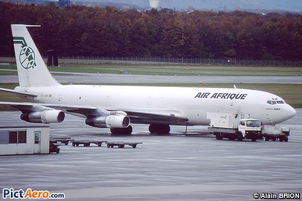Boeing 707-321 (Air Afrique)