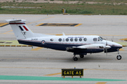 Beech Super King Air 200 (ZK459)
