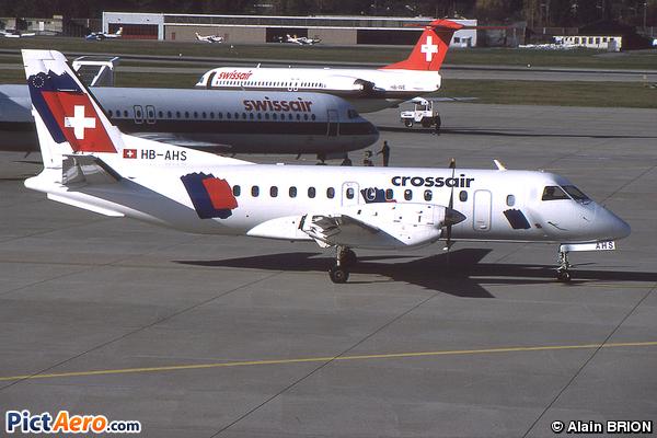 Saab-Fairchild SF-340A/F (Crossair)