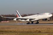 Airbus A340-313X - F-GLZJ