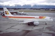 Airbus A320-211 (EC-FLQ)