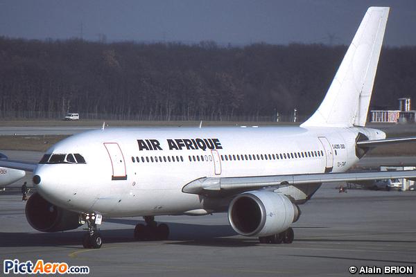 Airbus A310-304 (Air Afrique)