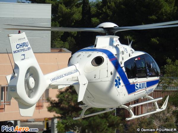 Eurocopter EC-135T2 (Hélicoptères de France (HDF))