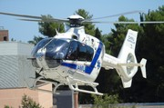 Eurocopter EC-135T2 (F-GYHF)