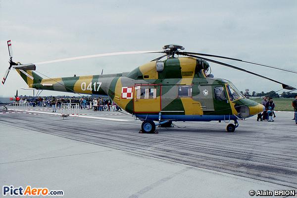 Mil (PZL-Swidnik) Mi-2 (Poland - Air Force)