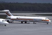 McDonnell Douglas MD-87 (DC-9-87) (D-ALLJ)