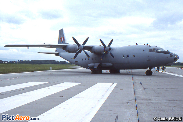 Antonov An-12BP (Slovakia - Air Force)