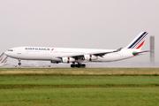 Airbus A340-312 (F-GLZC)