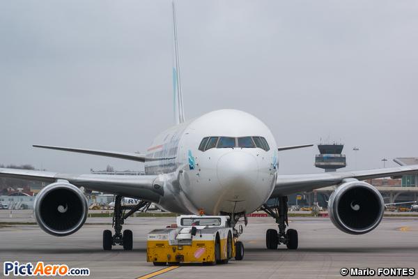 Boeing 767-36N/ER (EuroAtlantic Airways)