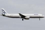 Airbus A321-232 (SX-DVO)