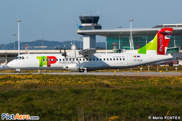 ATR 72-600 (TAP Express)