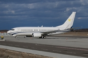 Boeing 737-7EL/BBJ (N90R)