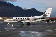 Cessna 550 Citation Bravo (G-XJCJ)