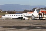 Gulfstream G650 (VP-BZF)