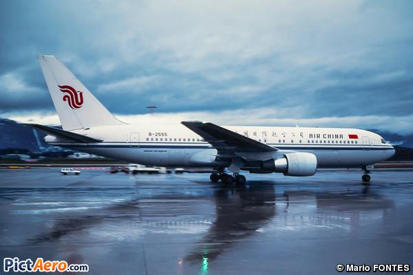 Boeing 767-2J6/ER (Air China)