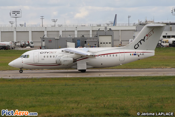 British Aerospace Avro RJ-85 (CityJet)