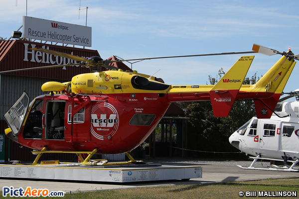 Kawasaki BK-117 B-2 (Garden City Helicopters)