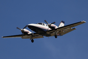 Cessna 441 Conquest II (ZK-NFD)