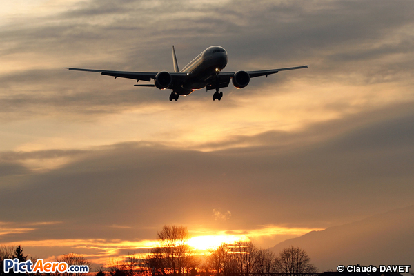 Boeing 777-3M0/ER (Aeroflot)