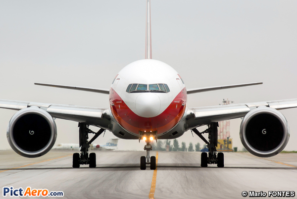 Boeing 777-39M/ER (TAAG Angola Airlines)