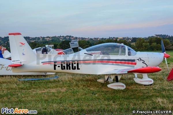 Issoire Aviation APM-20 Lionceau (Aéroclub de la Mayenne)