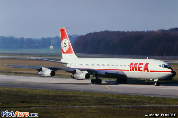Boeing 707-323C (Middle East Airlines (MEA))