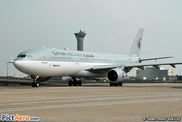 Airbus A330-303X (Qatar Airways)