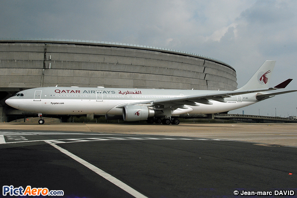 Airbus A330-303X (Qatar Airways)