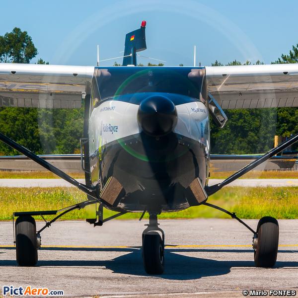 Cessna 206 Soloy Turbine (Private)