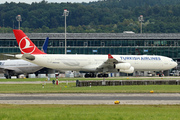 Airbus A340-313X (TC-JII)