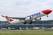 Airbus A330-343 (HB-JHR)