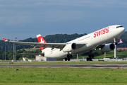 Airbus A330-343X (HB-JHK)