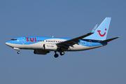 Boeing 737-7K2 (OO-JAL)
