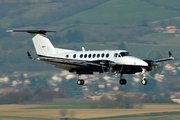 Beech Super King Air 350 (OO-OCA)