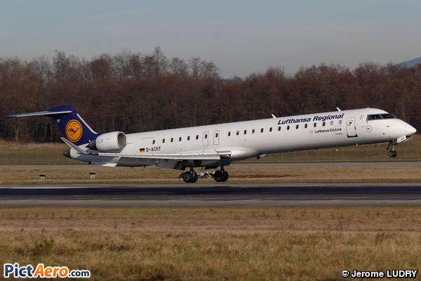 Bombardier CRJ-900 (Lufthansa CityLine)