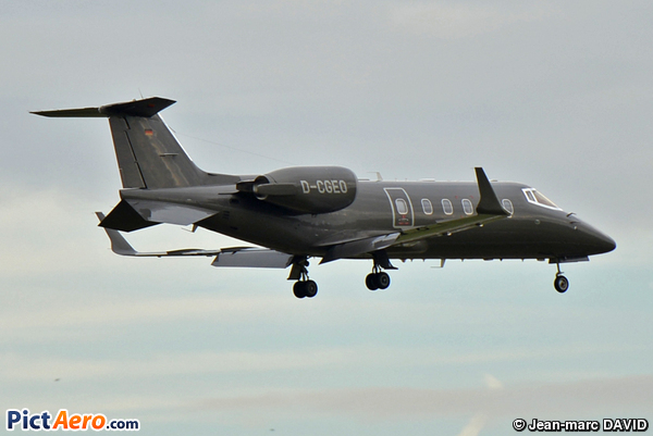 Learjet 60 (MHS Aviation)