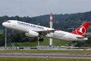 Airbus A320-232 (TC-JPT)