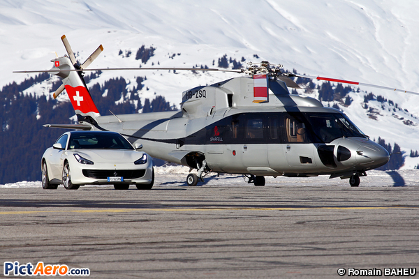 S-76C+ (Swift Copters)