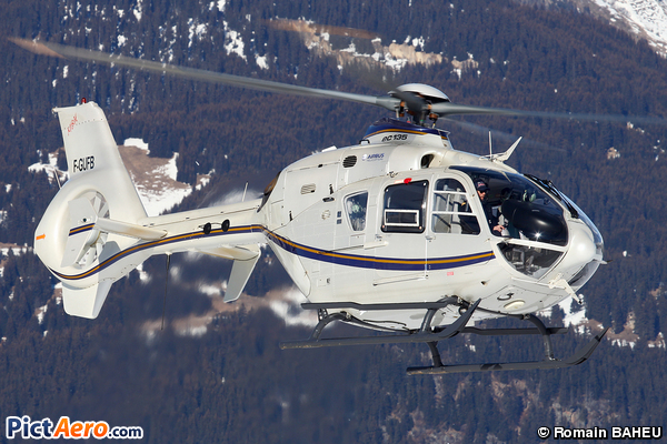 Eurocopter EC-135-T1 (Mont Blanc Hélicoptères)