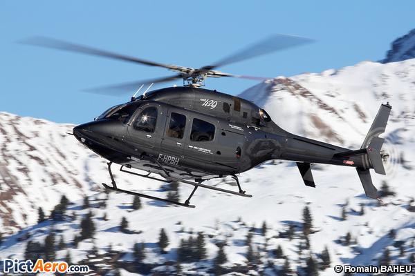 Bell 429 GlobalRanger (Héli Sécurité)