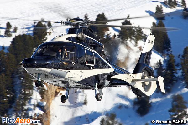 Eurocopter EC-155 B1 (Monacair)