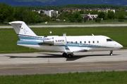 Canadair CL-600-2B16 Challenger 604 (D-ANTR)