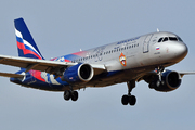Airbus A320-214 (VP-BWD)