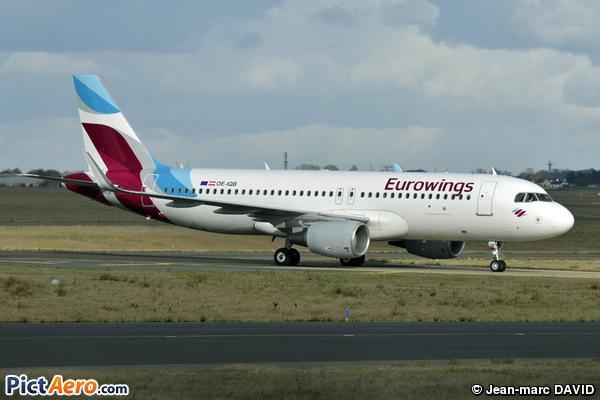 Airbus A320-214/WL (Eurowings Austria)