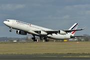 Airbus A340-313X (F-GLZK)