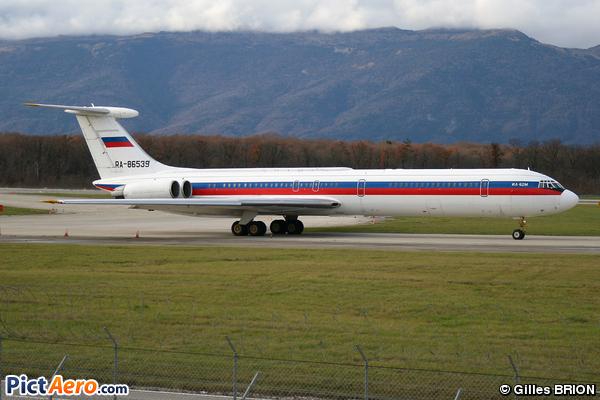 Iliouchine Il-62M (Russia - Air Force)