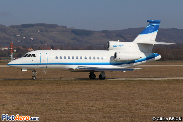 Dassault Falcon 900EX (Masterjet)